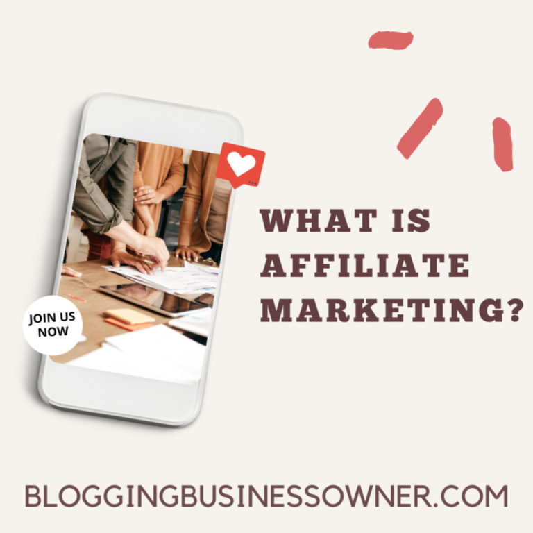 What is affiliate marketing? Make Money Promoting Products and Services