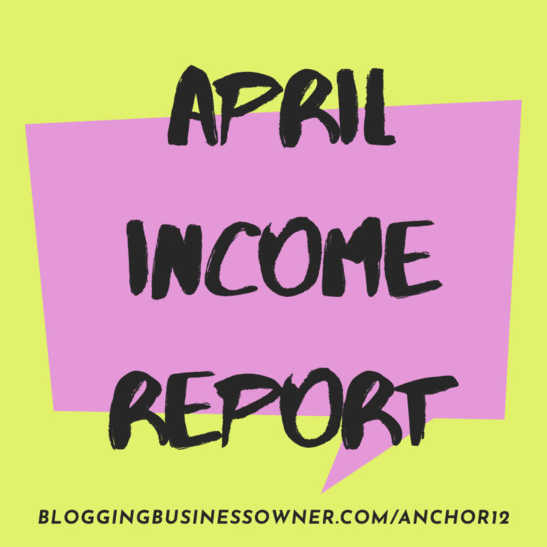 Income Report for April 2021: What worked, what didn't, plans and how I made money