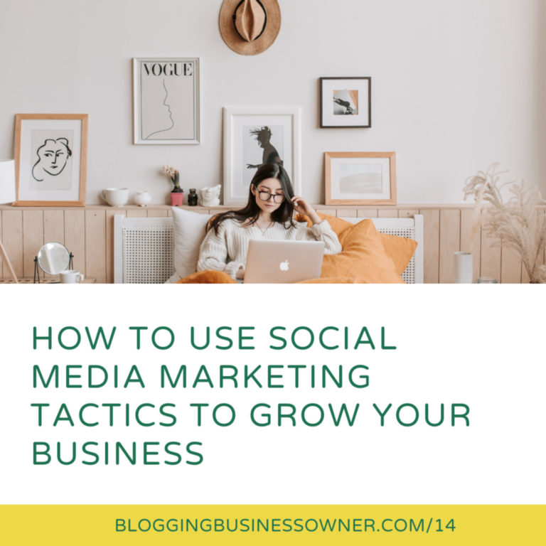 How to Use Social Media Marketing Tactics to Grow Your Business